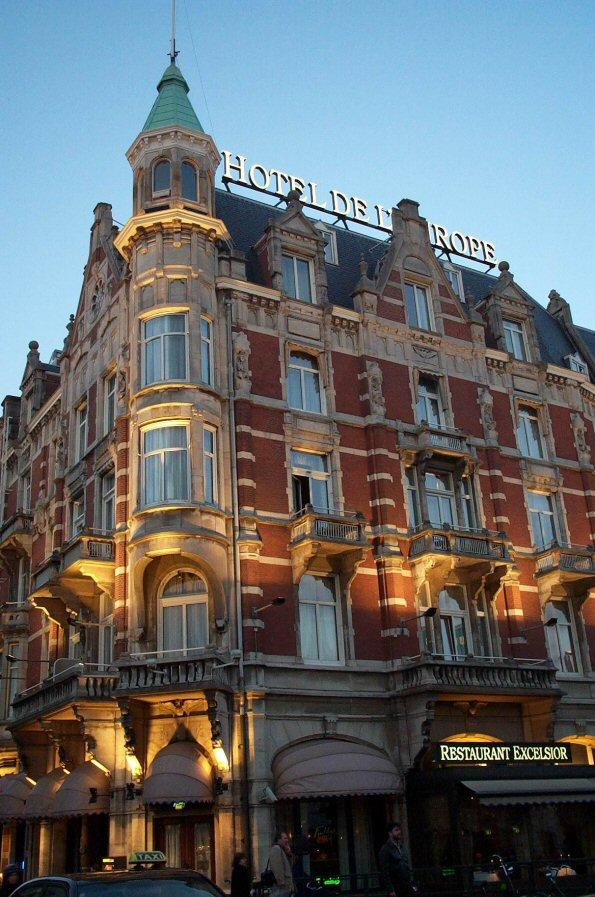 L Europe Hotel Amsterdam