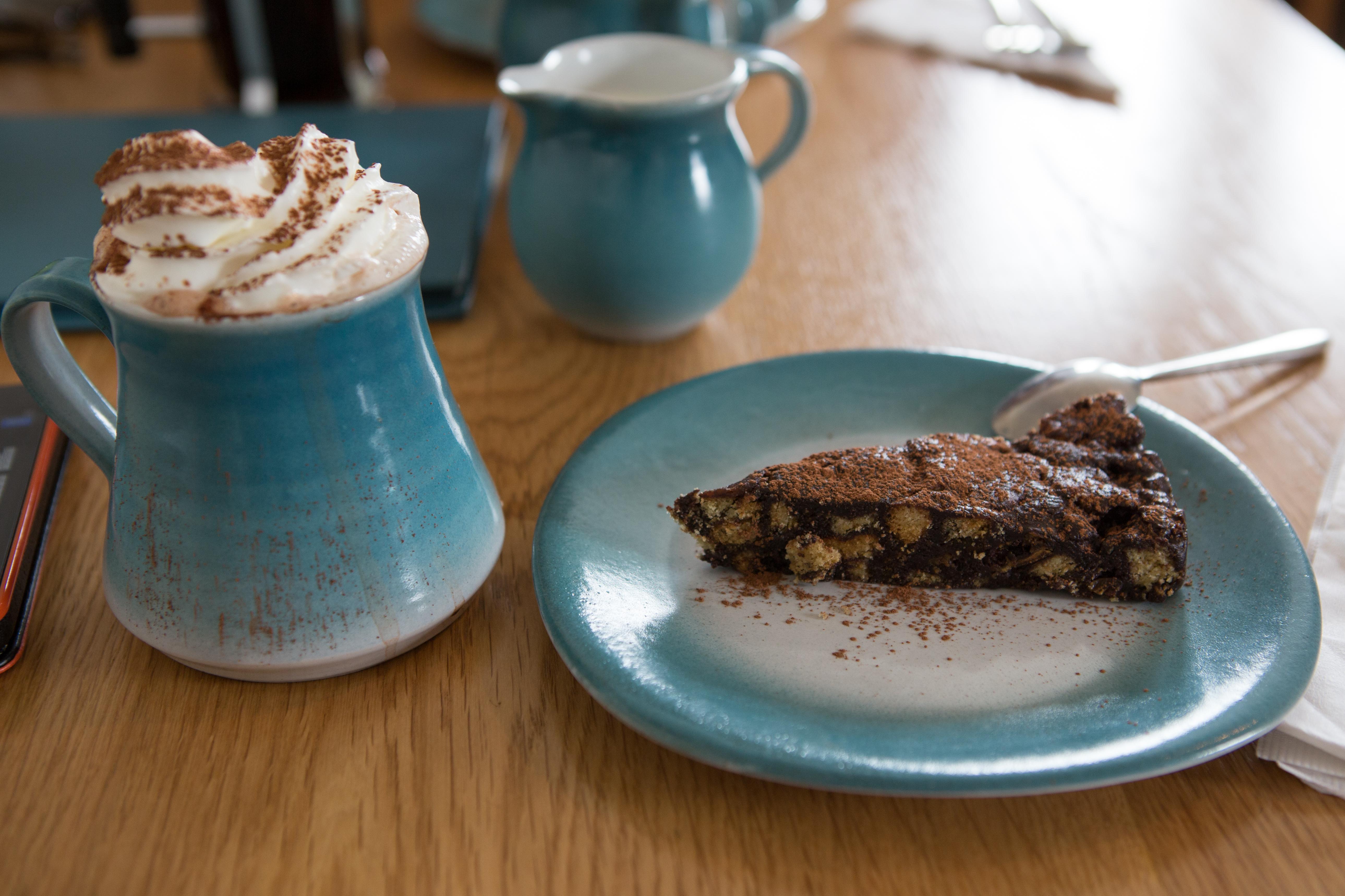 The Cake Artist Cafe Highland Ny : Bits en bites van Carolien