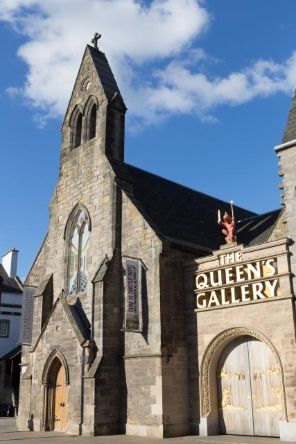 Queen S Gallery Cafe Edinburgh