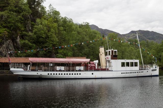 Stoomschip Sir Walter Scott