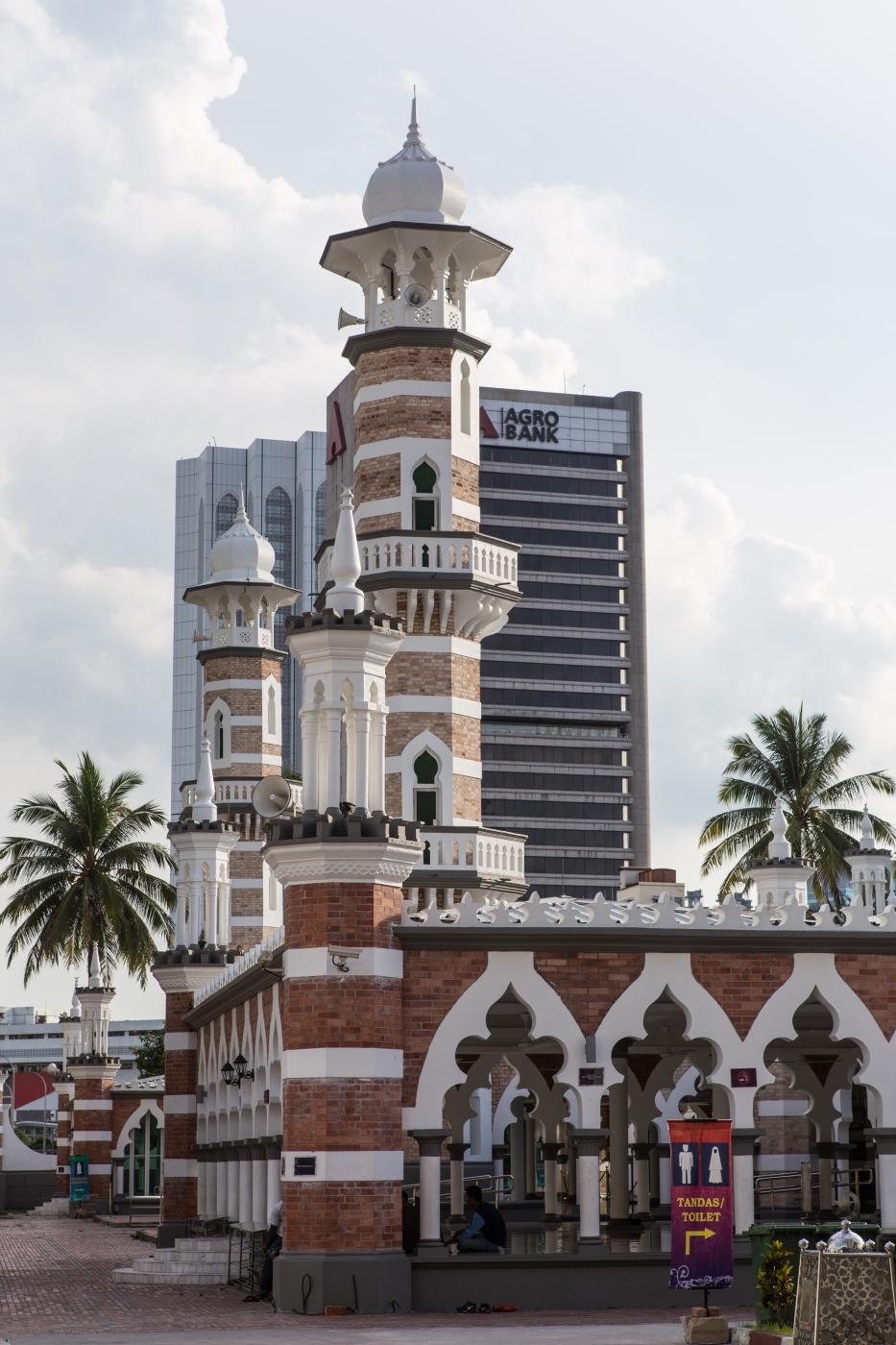 Masjid Jamek Chinese Food